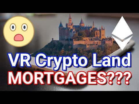 Big Stellar News / VR Land Mortgages / Game On EOS AND ETH