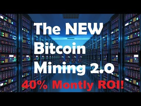 The EOS Times | The NEW Bitcoin Mining 2.0(40% Monthly ROI!)