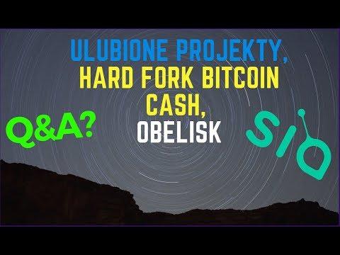 Może jakieś Q&A ? Bitcoin Cash HardFork oraz OBELISK SC1 – Odpowiedzi | ENCYKLOPEDIA KRYPTOWALUT