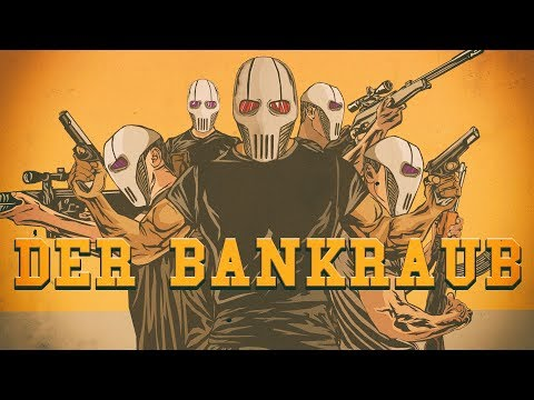 NEO UNLEASHED – DER BANKRAUB (prod. by Vendetta) ❌ Official Music Video ❌ Albumrelease 16.11.18