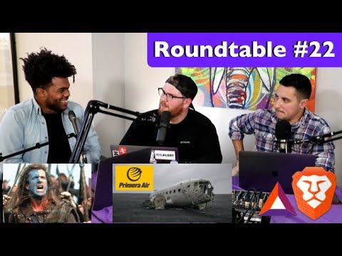 Roundtable #22: Basic Attention Token (BAT), Good Tron Bad Tron (TRX), Fake Elon Musk Promoted Tweet