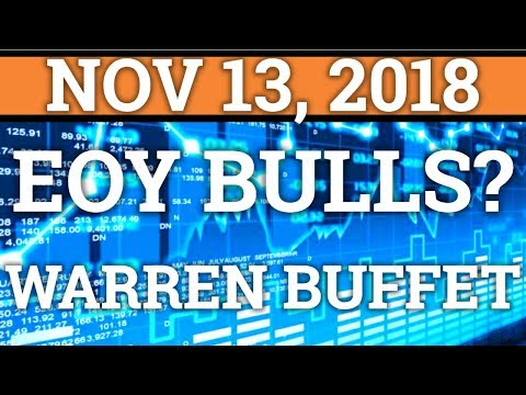 YEAR END CRYPTOCURRENCY BULL RUN? INVEST LIKE WARREN BUFFETT! RIPPLE XRP BITCOIN BTC PRICE NEWS 2018