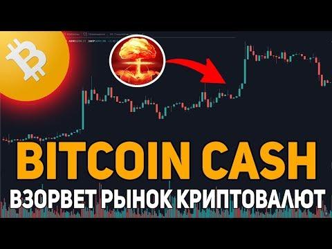 Bitcoin Cash Пропампит Рынок Криптовалют? Ноябрь Прогноз 2018