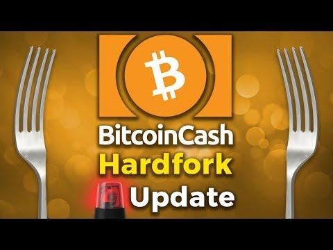 Bitcoin Cash (BCH) Hard Fork – News Update