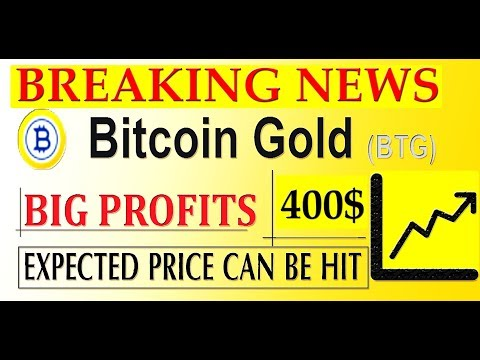 BITCOIN GOLD PRICE PREDICTION 400$ PRICE HIT SOON | PRICE MOVING UP  #BITCOIN GOLD  #GAMESZCRYPTO