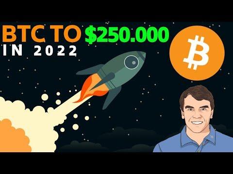 BITCOIN $250k by 2022? Plus Tron (TRX) & Apollo Updates – Today's Crypto News