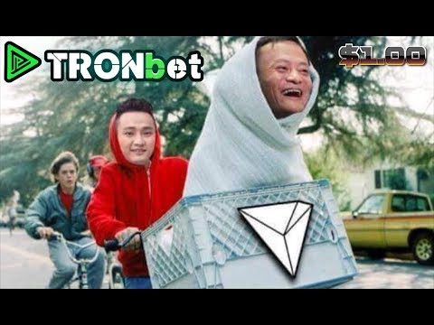 Tronbet Will Make TRON (TRX) Value Rise To $1!? Heres Why