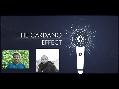 The Cardano Effect – Starting a new Cardano podcast