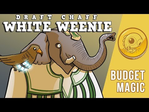 Budget Magic: $63 (17 tix) Draft Chaff White Weenie (Standard, Magic Online)