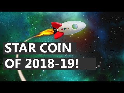STELLAR LUMENS (XLM) – COINBASE – STRONG GROWTH – BEST CRYPTOCURRENCY 2018 / 19