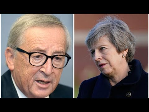 BREAKING – Four top MINISTERS on verge of QUITTING as EU forces Theresa May into CRISIS