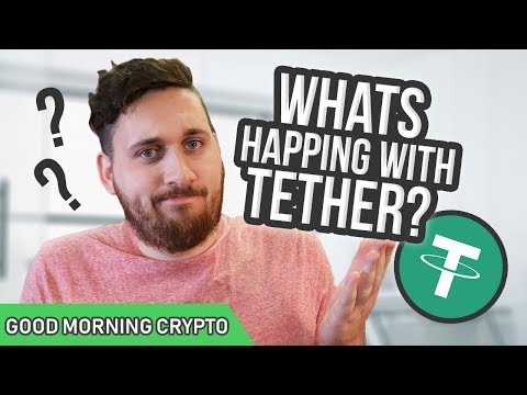 What is Happening with Tether? // CryptoCurrency News // Crypto Market