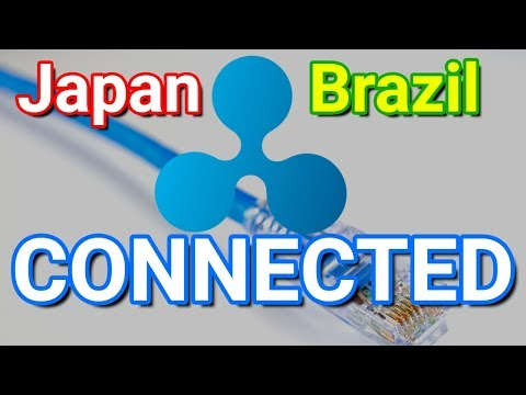 Japan Ripple Brazil / A Lesson In Decentralization / EOS Reverses Transaction