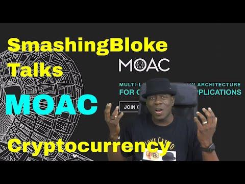 SmashingBloke Talks MOAC Cryptocurrency