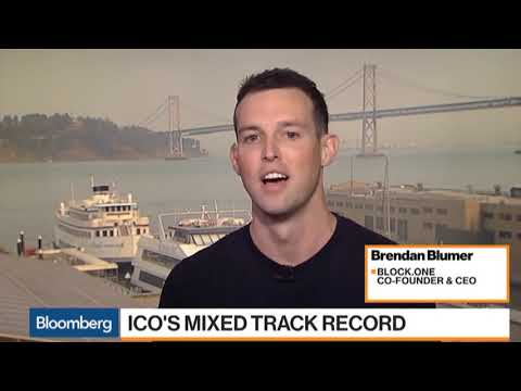 Bloomberg | EOS Blockchain can change the internet's infrastructure block one CEO says