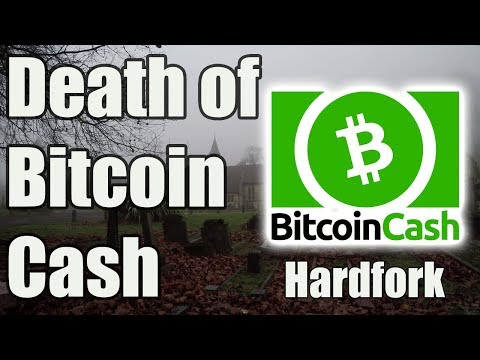 The Death of Bitcoin Cash? – Bitcoin Cash Hard Fork is Coming