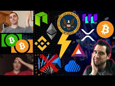 """The SEC Just Did WHAT?!? Bitcoin Cash Civil War: """"I Was Fooled"""" – Roger Ver 
