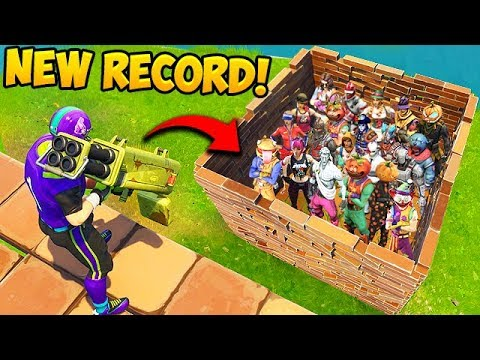*WORLD RECORD* 21 KILLS IN 5 SECONDS! – Fortnite Funny Fails and WTF Moments! #379