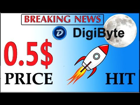 DIGIBYTE PRICE PREDICTION & REVIEW 0.5 $ PRICE HIT  | DIGIBYTE MINING   #GAMESZCRYPTO