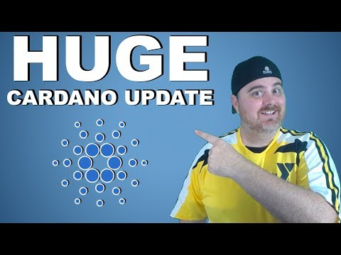 HUGE Cardano Update | This Will Change ADA Forever