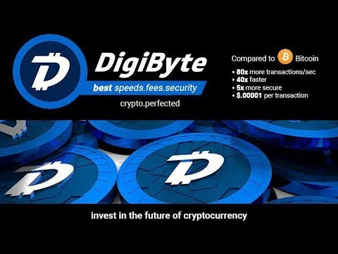 DigiByte (DGB) – ASIC Resistance – DigiCafe – DigiDigger – The Future is Now