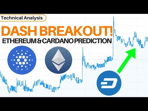 Dash Is Breaking Out! Ethereum & Cardano's Next Move! – Technical Analysis