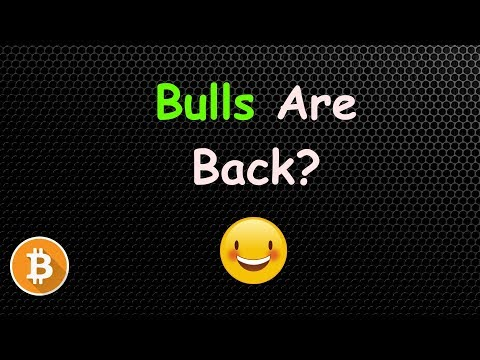 OMG! Is Bitcoin Turning Bullish? – My Thoughts!