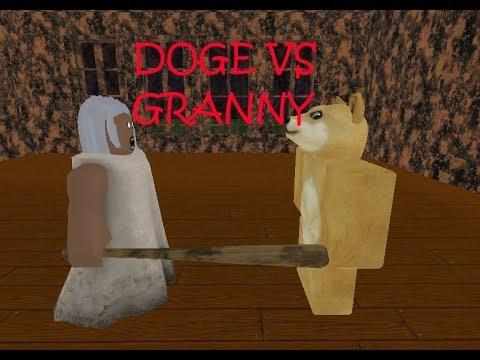 Doge vs. Granny