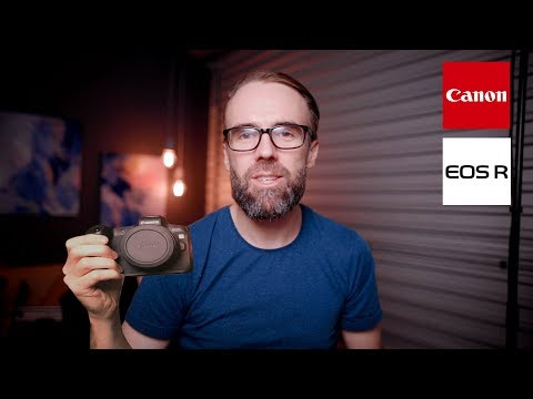 The CANON EOS R video is SOLID | Tested in *TOUGH* lighting conditions