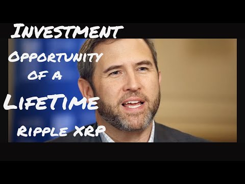 Ripple XRP INVESTMENT OPPORTUNITY OF A LIFETIME…