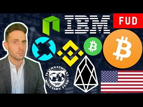 CRYPTO TRADING VOLUME 2X WHAT IT SEEMS? NEO FUTURE? EOS ARBITRATION? Bitcoin BCH IBM 0x Binance IMF