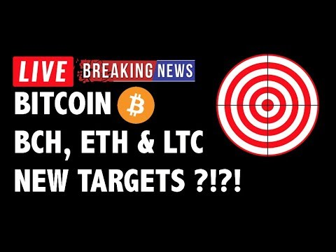 Targets for Bitcoin Cash (BCH/BTC) & Alts?! – Crypto Market Technical Analysis & Cryptocurrency News