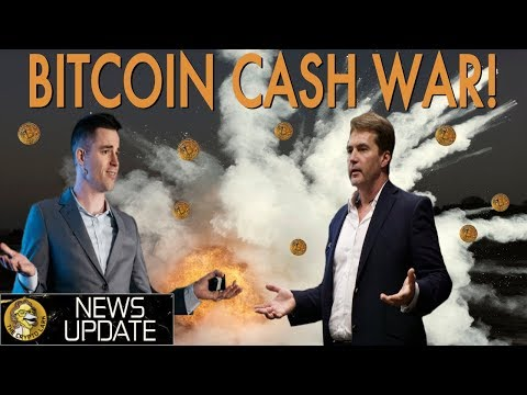 Bitcoin Cash Civil War, Dash 3 Million, ICON FUD & Marshall Islands Update – Cryptocurrency News