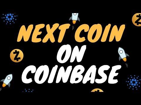 Next Coin On Coinbase November 2018 | Cardano, Stellar Lumen or Zcash