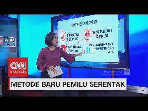 Pengamat: Banyak Pemilih Tidak Tahu di Pemilu 2019 Nanti akan Ada 5 Surat Suara