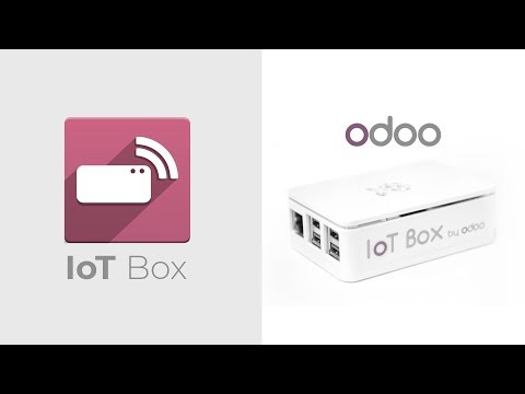 The Odoo IoT Box – Revolutionizing Your Manufacturing Process
