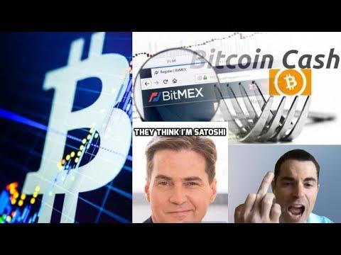 Trading Bitcoin & Bitcoin Cash Update