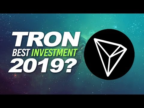 TRON vs ETHEREUM For 2019 Gains