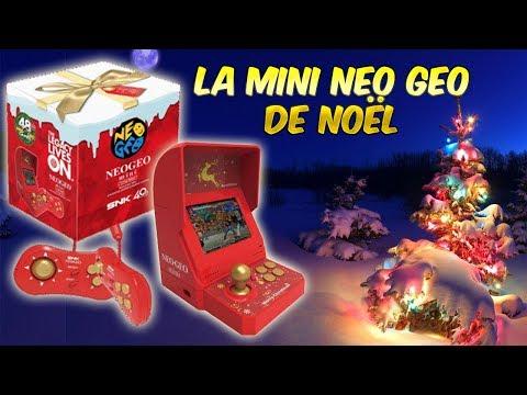 La mini neo geo edition limité de noël … ?
