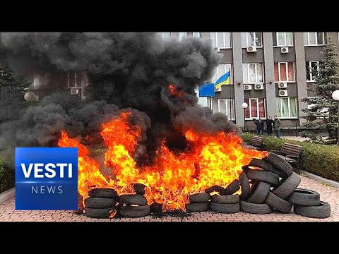 Ukraine on Verge of Gas Crisis: Thousands Left Without Any Heating Services at All!
