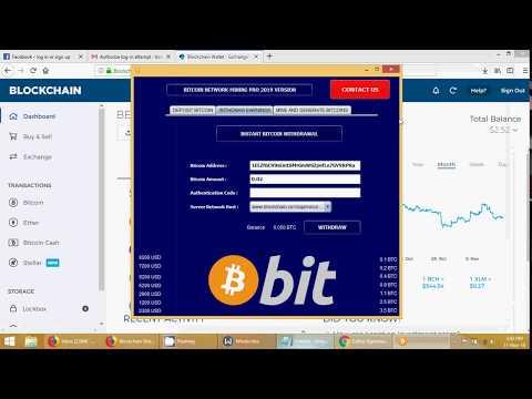 MINE 0.05 BTC  .. BITCOIN MINING NETWORK