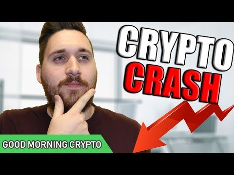 Crypto Crash // When Bullish Reversal? // CryptoCurrency Market News