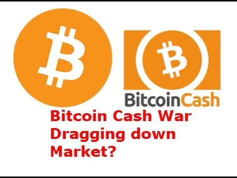 Bitcoin and Market Crash Explained, why Bitcoin Cash is Trash