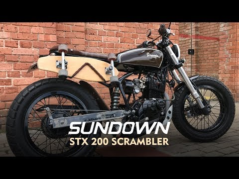 Sundown STX 200 Scrambler OFM