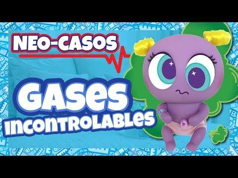 Gases Incontrolables – Enfermera Tania Neo Casos – Distroller