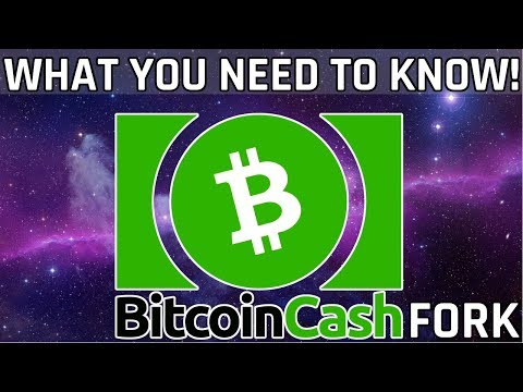 Bitcoin Cash Hard Fork – What You Need To Know!