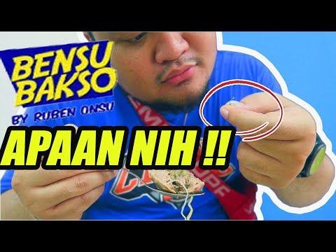 BENSU BAKSO ADA PLASTIKNYA :( REVIEW JULID !!