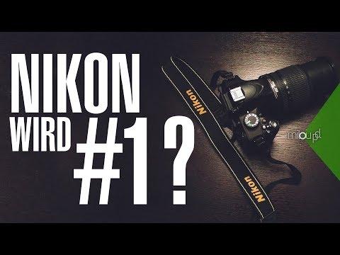 Nikon wird Nummer 1? // Canon EOS M Tot? | Milou PD FOTONEWS