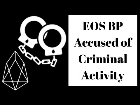 Breaking News – EOS Block Producer EOSio.sg May Face Criminal Charges for Hacking!
