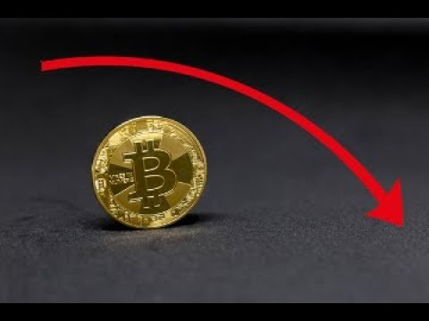 Massive crash in cryptocurrency market, Bitcoin below $100 bn market cap – What should investors do?